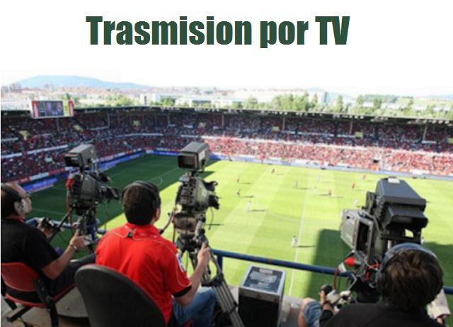 Trasmisión por TV de la jornada 13 del apertura 2019