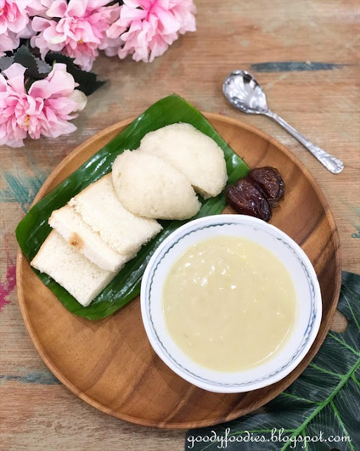 Traders Hotel KL ramadan 2020 pengat durian