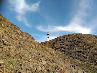 Antena del Monte Mendibil La Arboleda