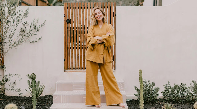 Young Business owner Jaclyn Johnson Opens up the Doors of Her Recently Remodeled L.A. Haven