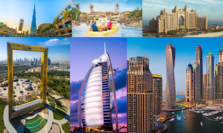 10 Cool Places To Visit For Site Seeing In Dubai