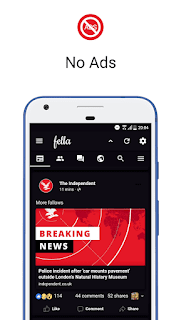Fella for Facebook Premium v1.6.91 Paid APK Is Here !