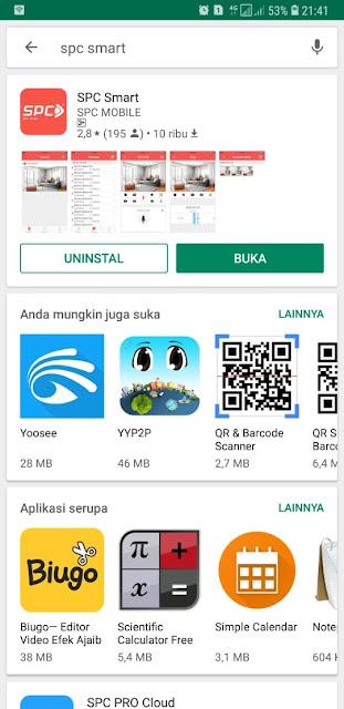 Cara Setting IP Camera SPC Babycam Smart Terbaru Di Android