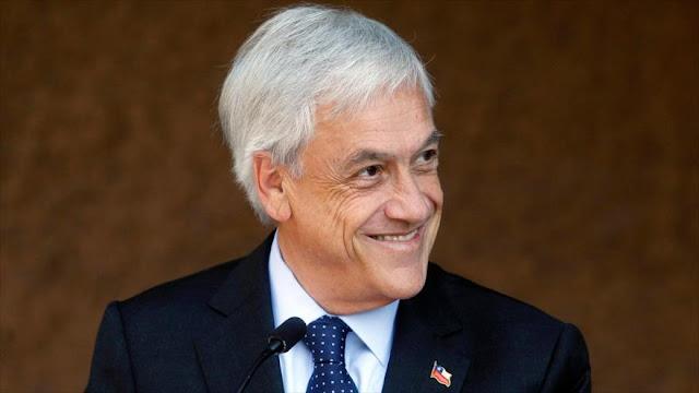 Trump felicita a Piñera y desea trabajar estrechamente con Chile