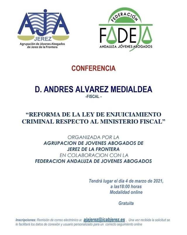 Ponencia, La Reforma de la LECrim respecto al Ministerio Fiscal