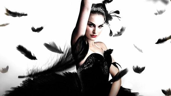 nataly portman interpretando a nina en la película cisne negro