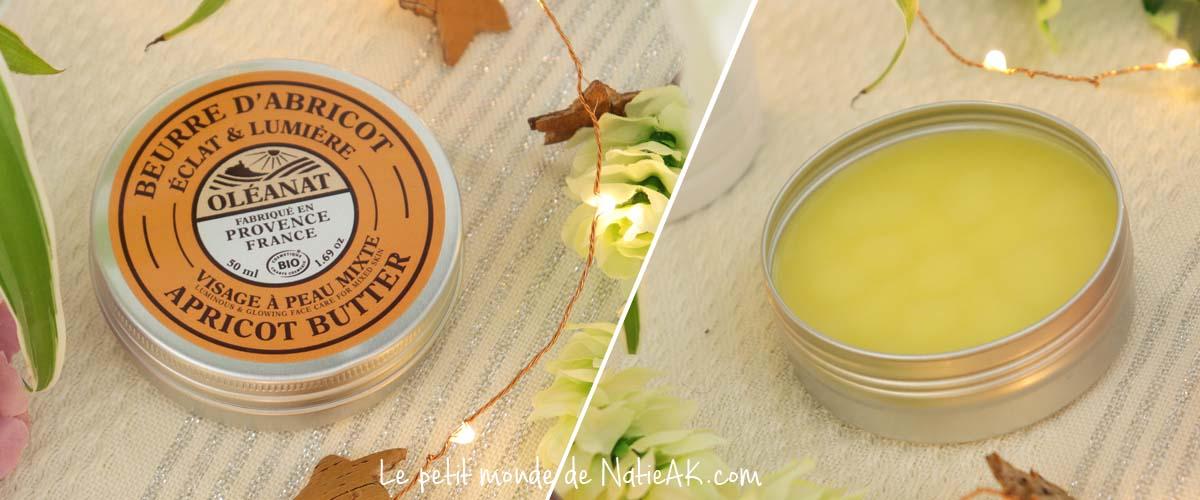 Beurre D'abricot Bio Les Senteurs De Provence