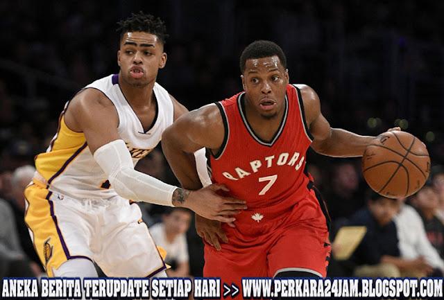 7 Kemenangan Beruntun La Lakers Kandas Di Tangan Toronto Raptors