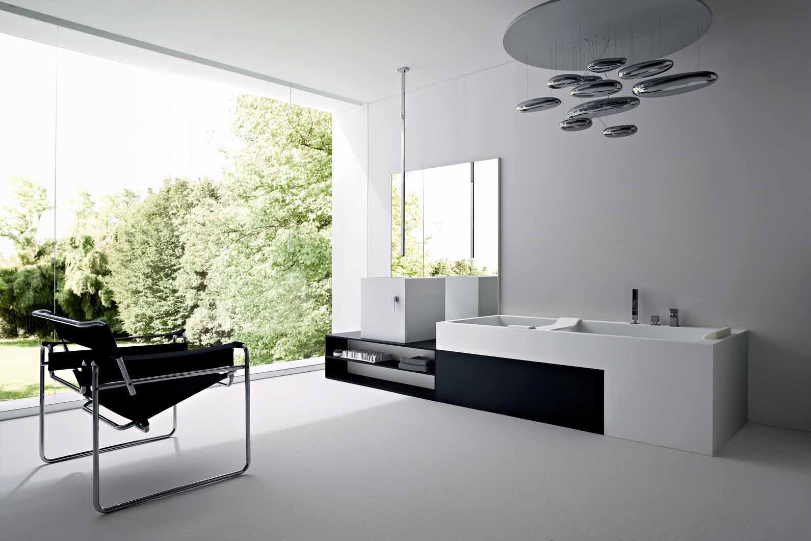 One Bedroom Apartment Decorating Italian Bathing Rooms Interior Design House Interior