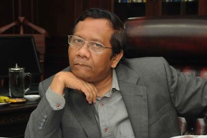 Cieee.. Mahfud MD Tak Sebut Inisial, Mengapa Ketum GP Ansor 'Meradang'?