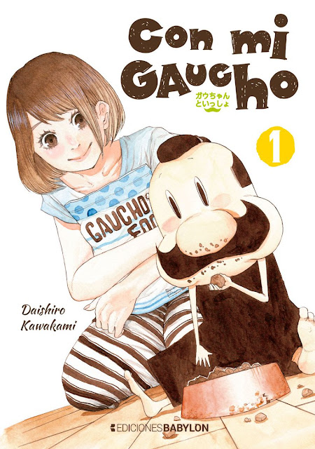 """""""Con mi Gaucho"""" de Ediciones Babylon"""