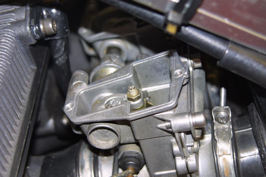 Balancing the VM29SS Carburetors | The Suzuki 1985 GSXR 750