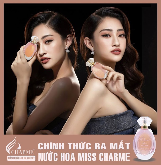 """TGĐ. Võ Sỹ Đạt thông báo sản phẩm CHARME Miss Charme 50ml sắp trở lại sau thời gian """"vắng bóng"""""""