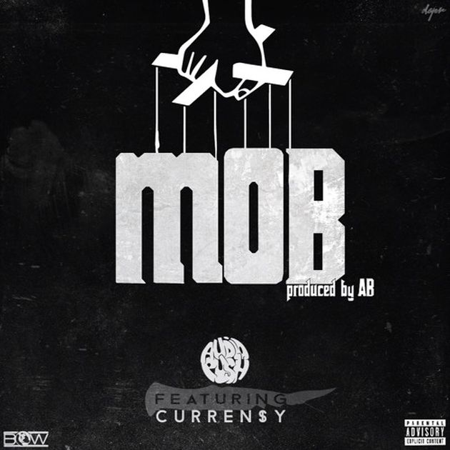 Audio Push - MOB (Feat. Curren$y)