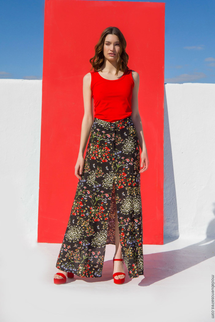 que ropa esta de moda en esta primavera verano 2020