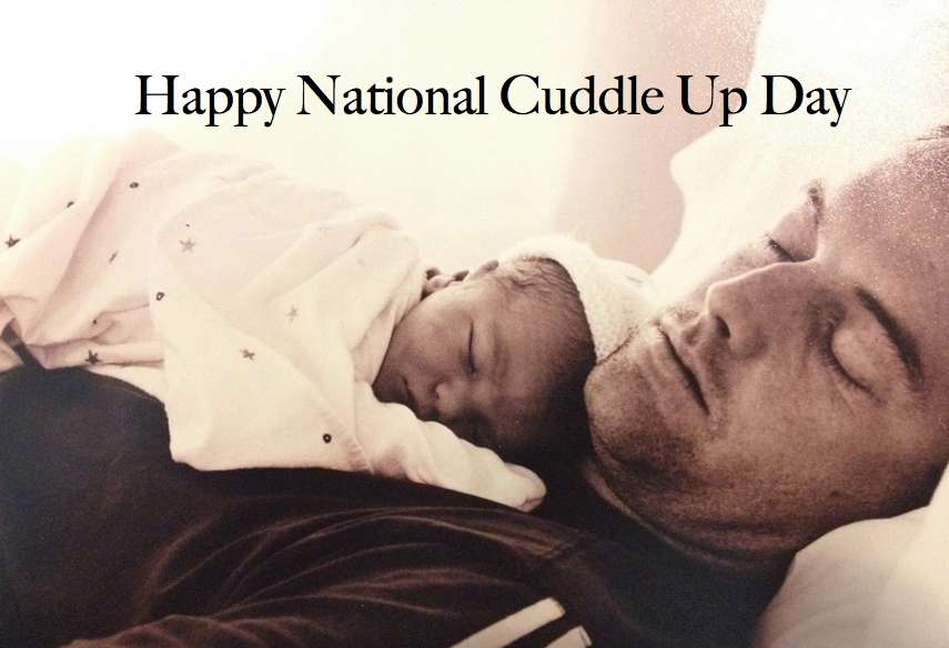 National Cuddle Up Day Wishes Images