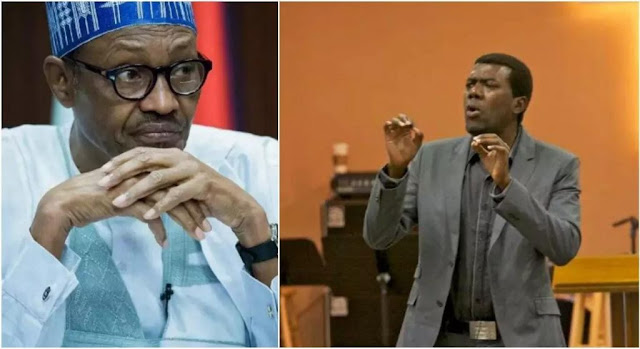 Buhari's chances in 2019 as tall as El-Rufai -Omokri reacts to President's re-election declaration