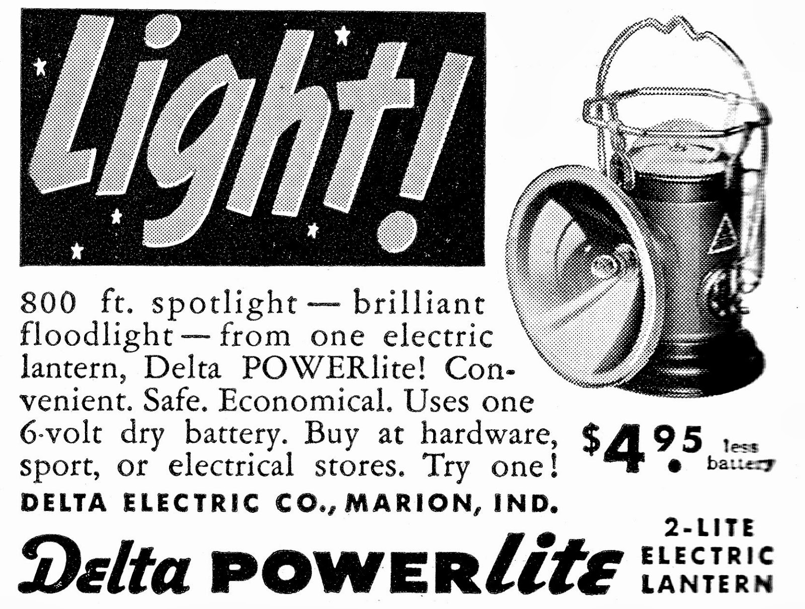 Delta Electric Co., Marion, Ind.