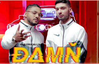 Damn Lyrics-Raftaar & Krsna