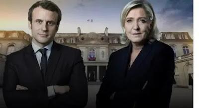 بعد تصريحات ماكرون  ..زعيمة اليمين المتطرف تطالب بمنع أي جزائري من دخول فرنسا..