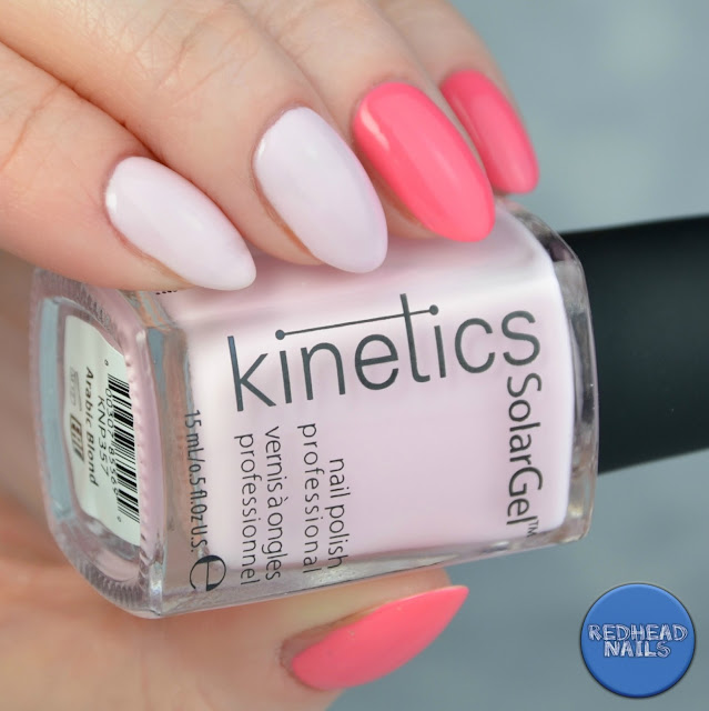 swatch Kinetics Arabic blond