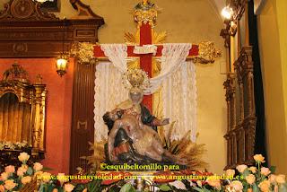 La Saca del Jueves Santo en Leon