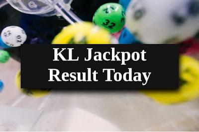 KL Jackpot Result Today