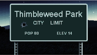 Thimbleweed park Xbox Pics