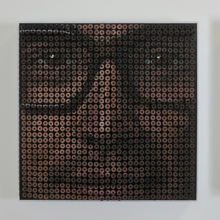 10-Portrait-Andrew-Myers-Sculpture-Paintings-Accomplished-using-Screws-www-designstack-co