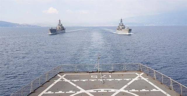 Συμμαχίες - διπλωματία - δύναμη, η απάντηση στην Τουρκία!