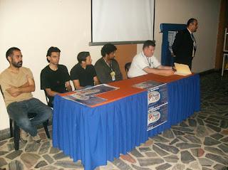 Panel instructores talleres avanzados