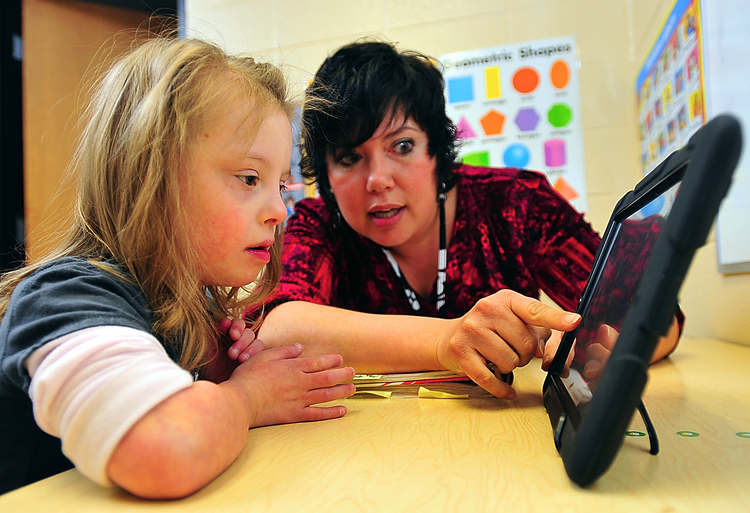 Kailey's Korner: iPad Use in Special Education