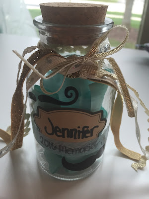 Knitting Like Crazy: Memories Jar