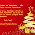 Professor Adriano Moraes deseja Feliz Natal