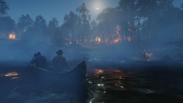 Red Dead Redemption 2 نسخة الحاسوب