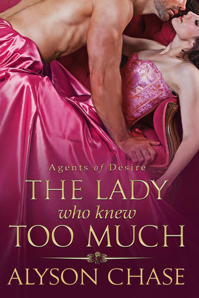 The Lady Who Knew Too Much cover