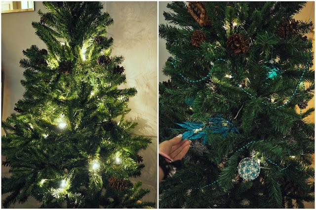 как красиво нарядить елку?