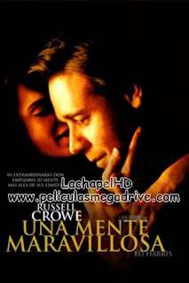 Una mente brillante (2001) HD 1080P  Latino-Inglés  [Google Drive] LachapelHD