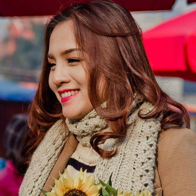 Nữ ca sỹ Thu Hà