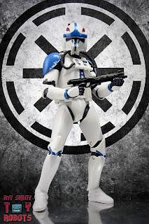 Star Wars Black Series Clone Pilot Hawk 02
