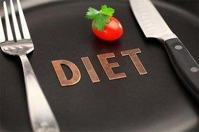 Ilustrasi Diet Berlebihan