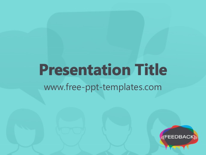 Feedback PPT Template