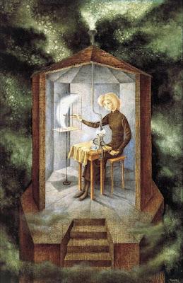 Celestial Pabulum, Remedios Varo