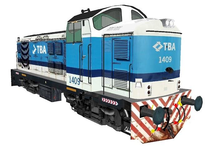 English Electric 1409 TBA