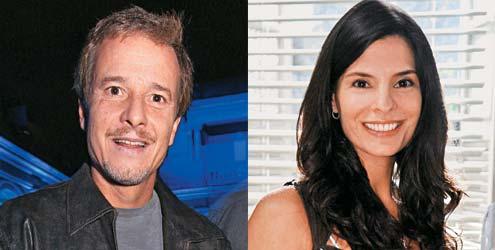 Marcelo Novaes e Helena Ranaldi estão juntos.