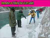 Information on Trekking Tour in Leh Ladakh