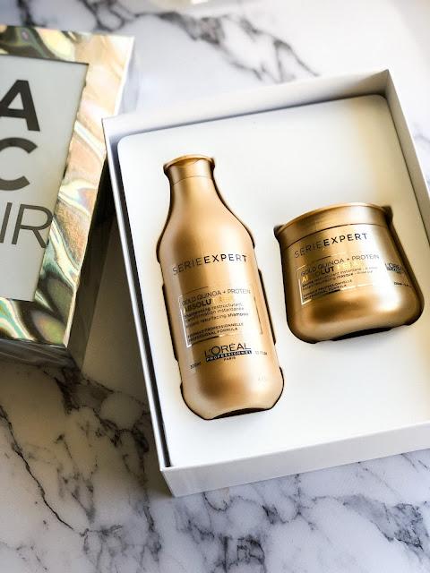 шампунь и маска для волос L'Oréal Professionnel