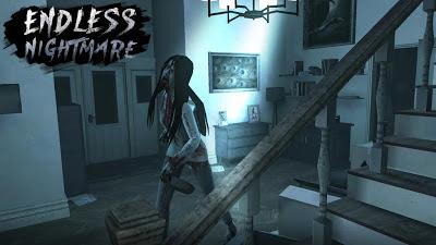 تحميل لعبة  Endless Nightmare APK النسخة المهكرة