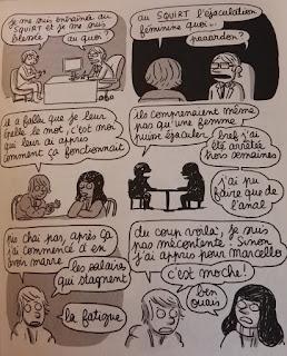La Fabrique pornographique de Lisa Mandel et Mahieu Trachman. Edition Casterman