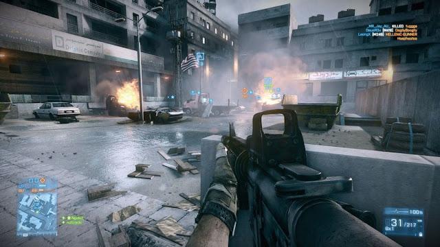 Imagem do Battlefield 3